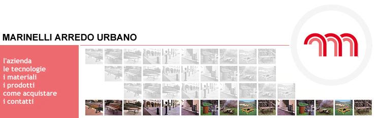 Marinelli Arredo Urbano Srl.Marinelli Arredo Urbano Srl Arredi Per Esterni Arezzo Italy