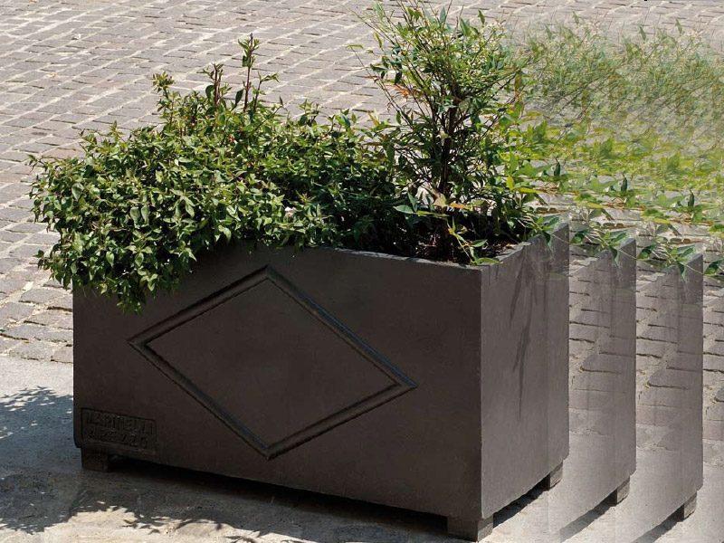 Art 305 fioriera firenze per parchi e giardini da for Fioriere arredo urbano