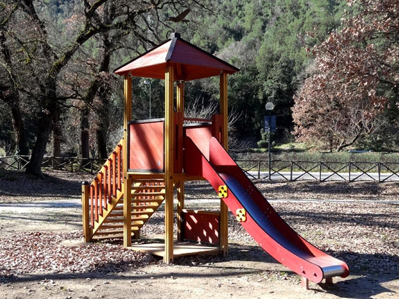 Art 801 l marmotta modulo milos per parchi e giardini da for Marinelli arredo urbano