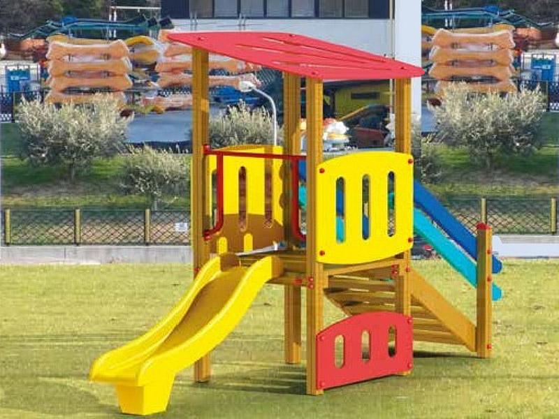 Art 842r topolinia modulo venere per parchi e giardini da for Marinelli arredo urbano
