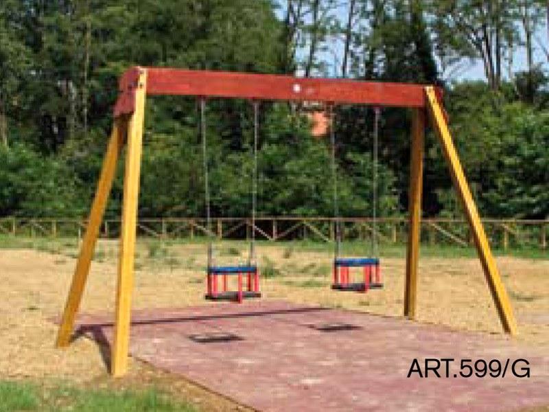 ... balestra per parchi e giardini da Marinelli Arredo Urbano s.r.l